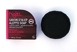 Black Cumin Aleppo soap