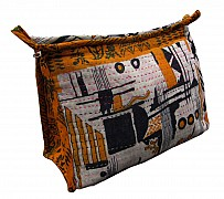 Kantha washbags abstract