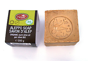 Pure Olive Oil Alleppo Soap
