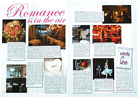 In and Around Covent Garden Magazine editorial Feb 12