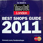 time out 2011 logo