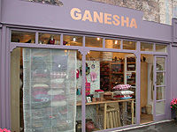 ganesha fair trade shop